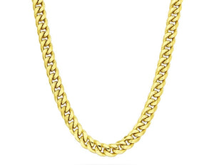 CUBAN LINK CHAIN NECKLACE- PRE ORDER