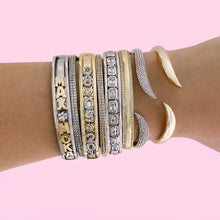 Load image into Gallery viewer, PERSONALIZED CHARM BANGLE