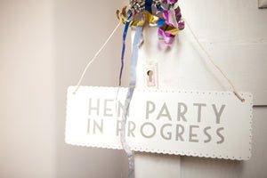 Hen Parties With A Personalised Twist