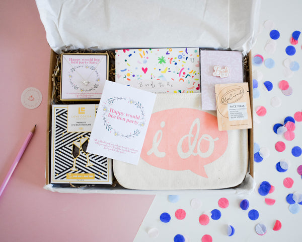 Build Your Own Would Be Hen Party Gift Box