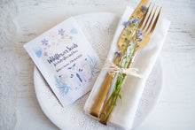 Butterflies & Bees Personalised Seed Packet Favour