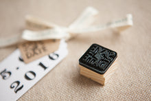 'Save the Date' Rubber Stamp