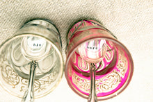 His & Hers Teaspoon Set