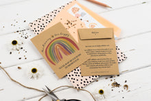 Bee Happy Personalised Wildflower Seed Packet