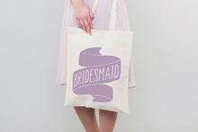 Bridesmaid' Canvas Tote Bag