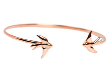Bridesmaid's Swooping Swallows Bangle