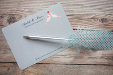 Birds of a Feather Wedding Stationery