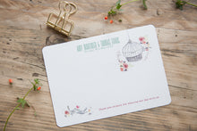 Free as a Bird Wedding Stationery