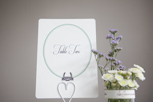 'Lucky Us' DIY Invitation Pack