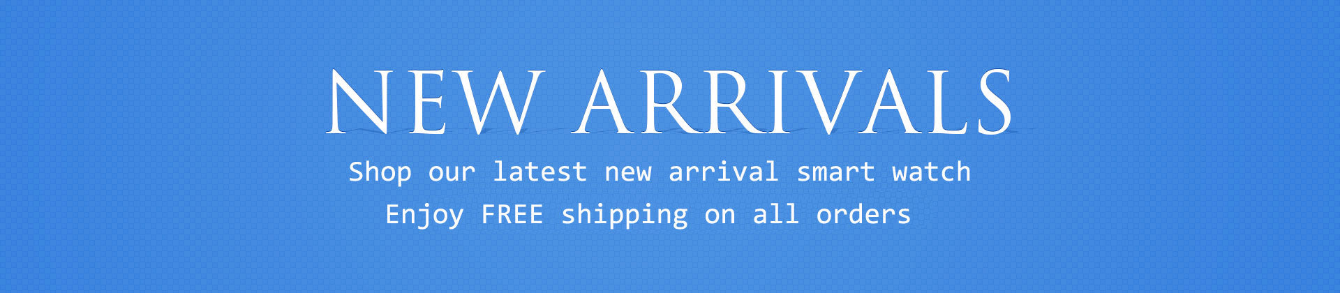 smart watches new arrivals