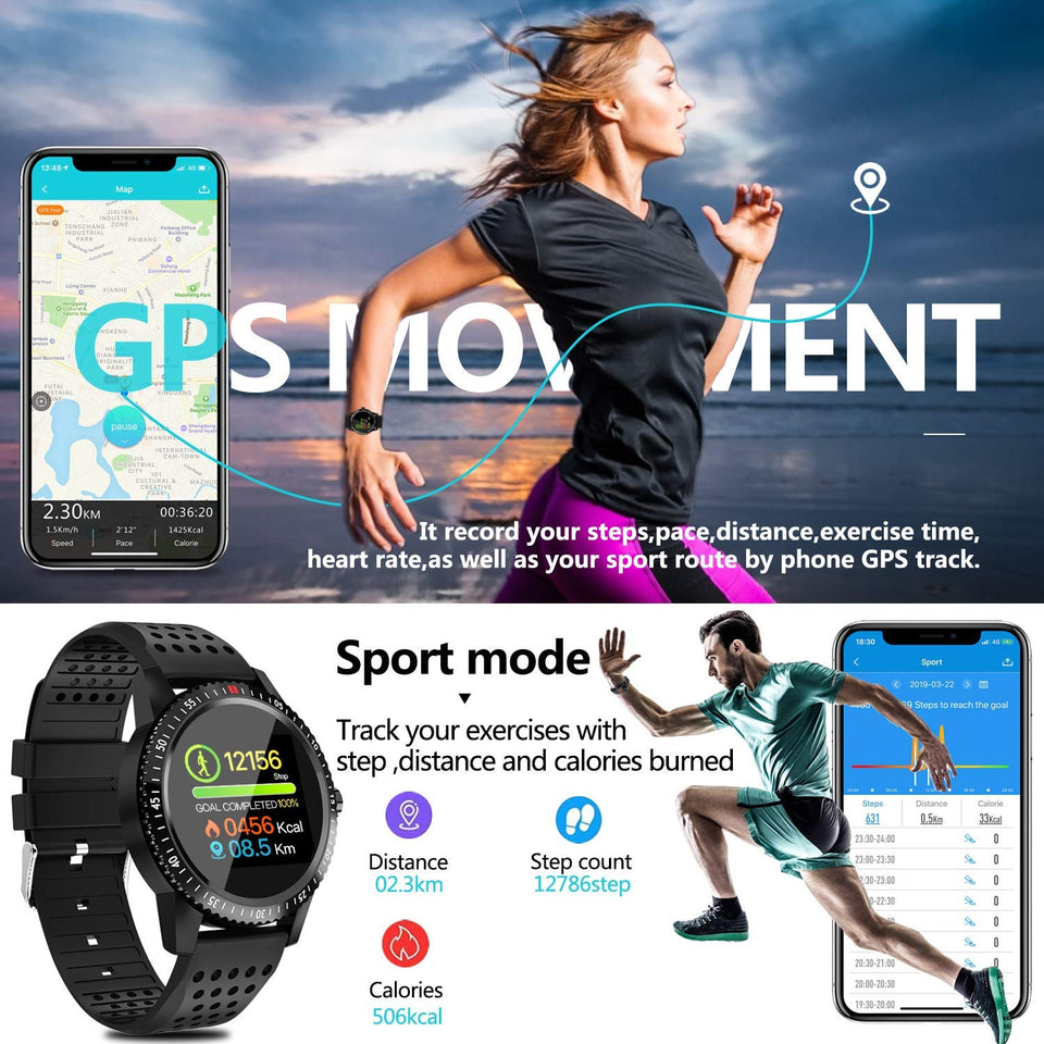 New Wrist Smartwatch For Men & Women