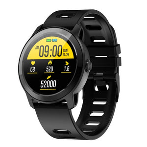 Smart Watch For Android IOS Waterproof IP68 Women Fitness Smartwatch