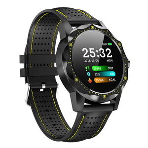 Bluetooth Smart Watch For IOS Android Waterproof Fitness Tracker
