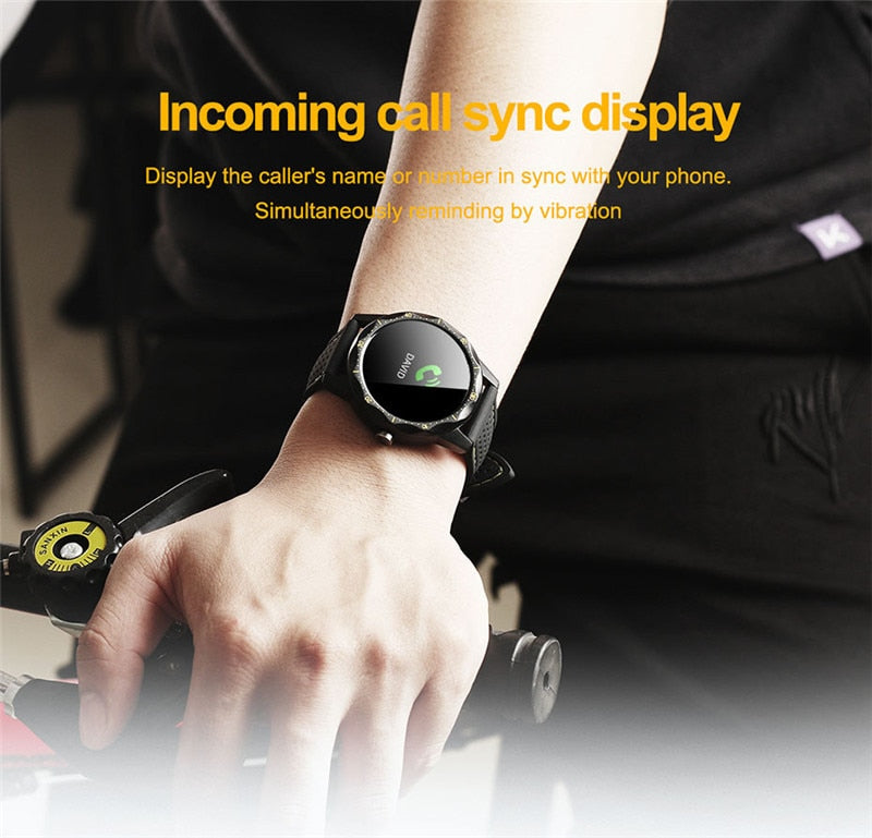 New Bluetooth Smart Watch For IOS Android