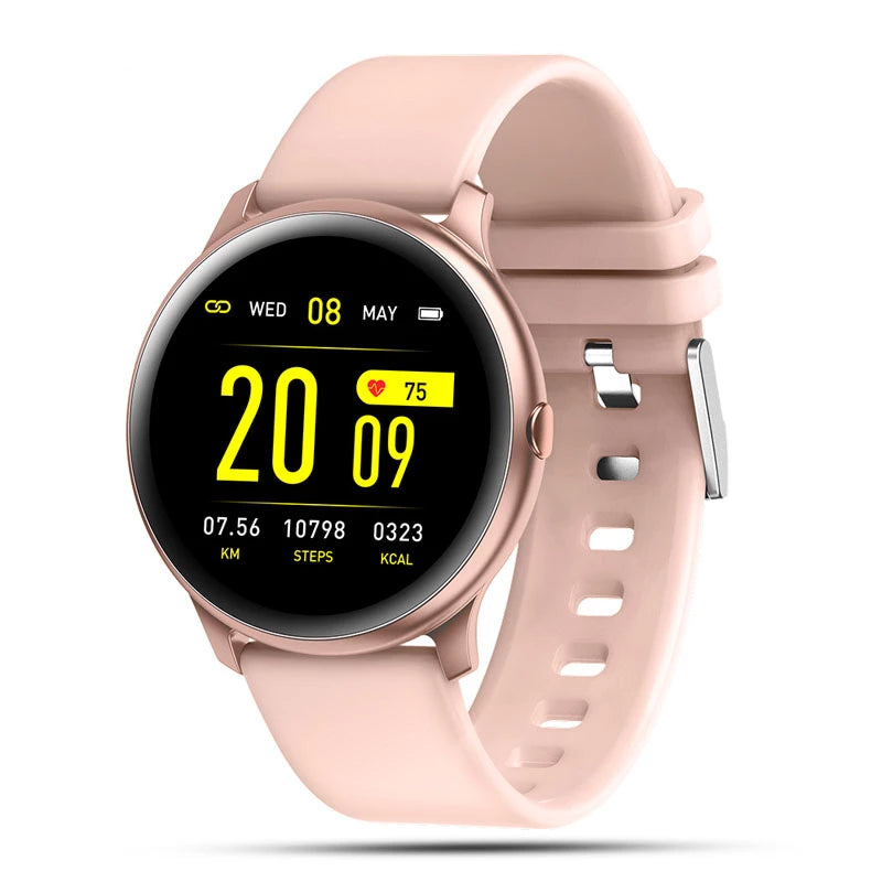 Waterproof Smartwatch For Women Fitness Smart Watches
