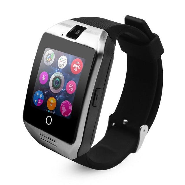 Bluetooth Smartwatch Fitness Tracker