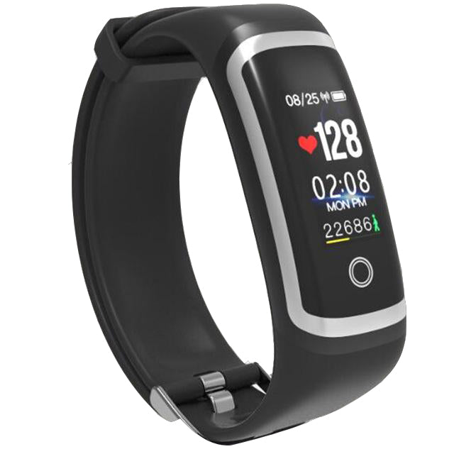 Waterproof Smart Heart Rate Band Message/Call Reminder