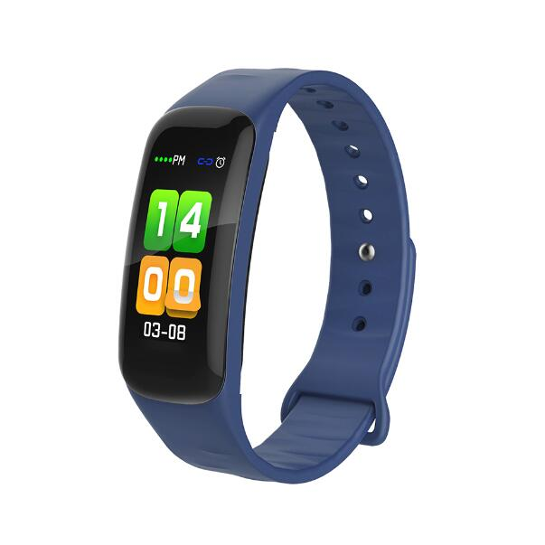 Color Screen Sleep Tracker Bracelet
