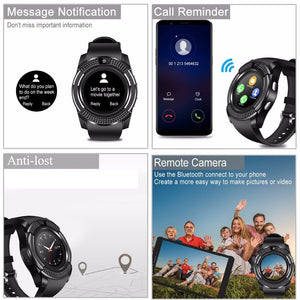 Android Wear Smartwatch