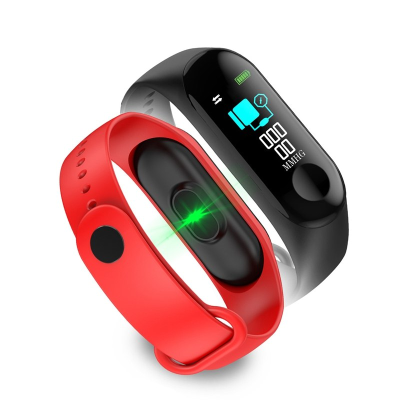 Sport Smart Band Health Tracker - Monitoring Health In Real Time!
