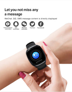 Helen Watch Full Screen Touch Smart Watch