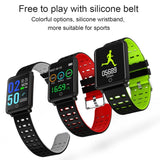 [New] Smart Watch IP68 Waterproof Bluetooth Wristband