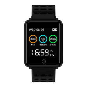 Helen Watch Smart Watch IP68 Waterproof Wearable Device Bluetooth