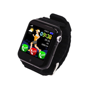 Kids Smart Watch Tracker GPS Watch Waterproof