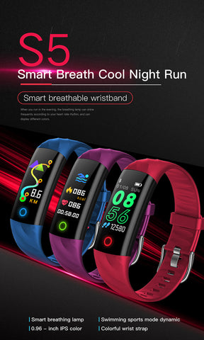 S5 Smart Fitness Tracker Reviews