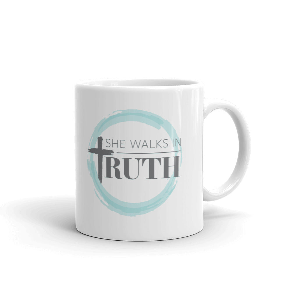 She Walks In Truth® Mug