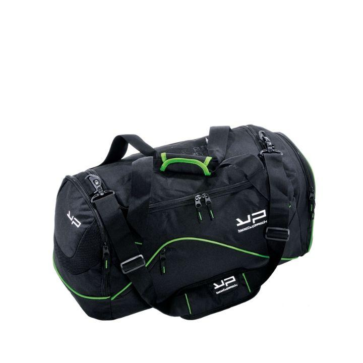 Black And Green 55l Sportsbag - Bodypack
