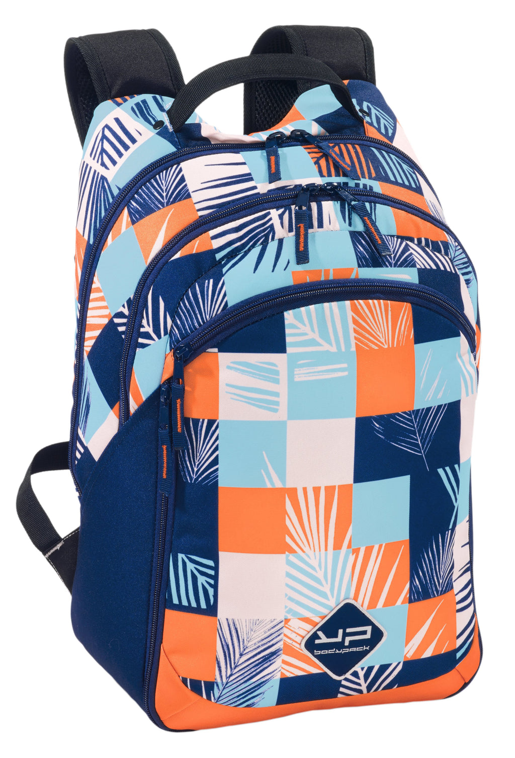2 Compartments Palm Backpack - Bodypack