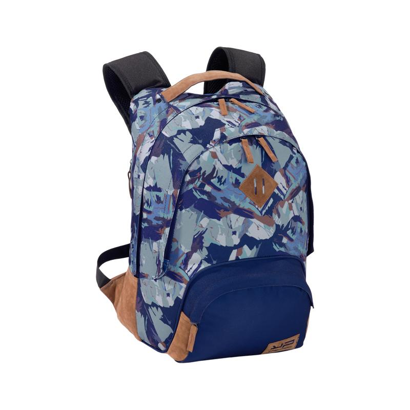 Army Blue  Backpack - Bodypack