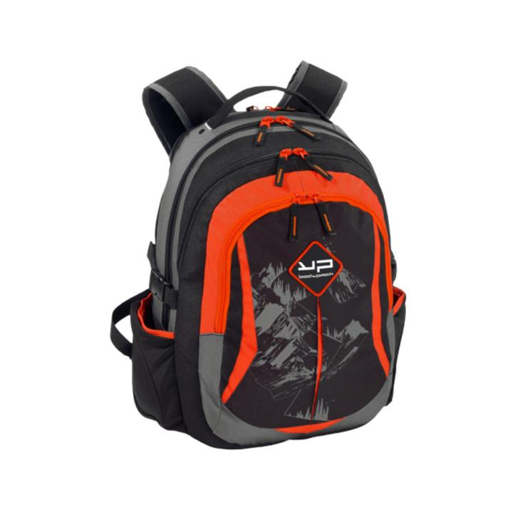 Orange Landscape Computer Backpack - Bodypack