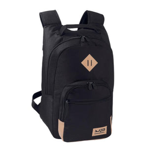 1 Compartment Black Backpack - Bodypack