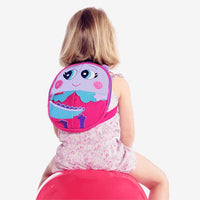 Pink Dino Lunch Bag - Bodypack