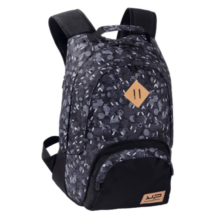 2 Compartments Geom City Backpack - Bodypack