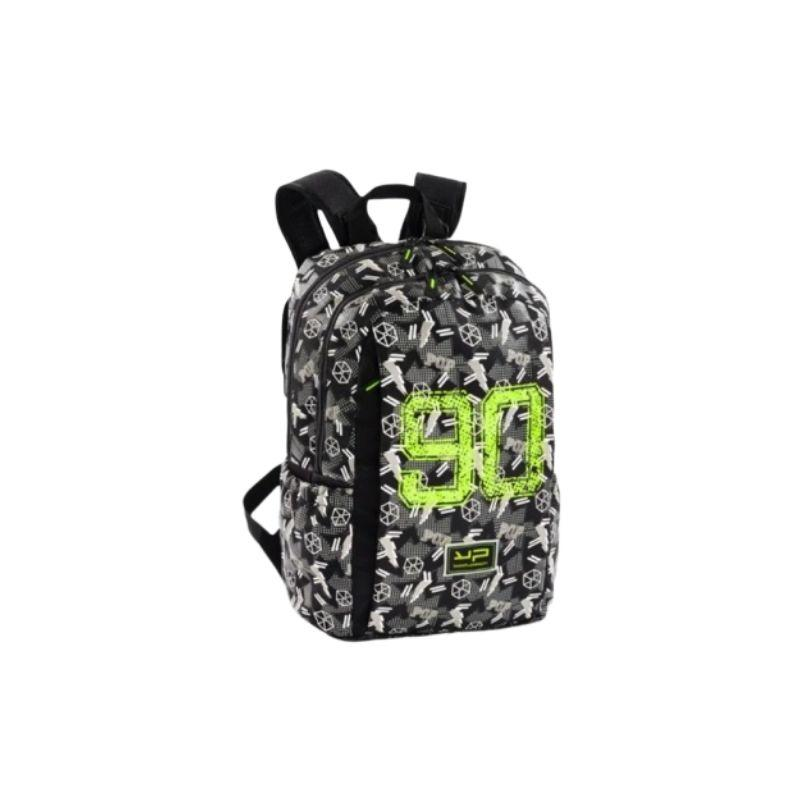 Green Square Backpack - Bodypack