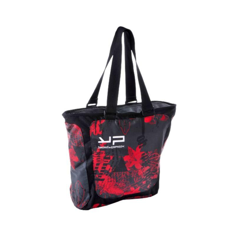 Shopper Bag Black / Red - Bodypack
