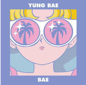 """Bae"" by Yung Bae, *Limited Edition* Vinyl Record"