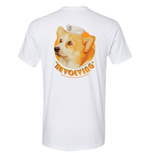 Load image into Gallery viewer, CORGI POCKET TEE - WHITE