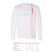 Load image into Gallery viewer, BAE LONGSLEEVE TEE - WHITE