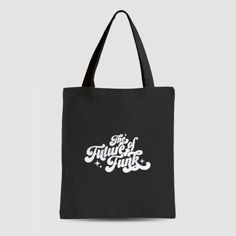 THE FUTURE OF FUNK TOTE BAG