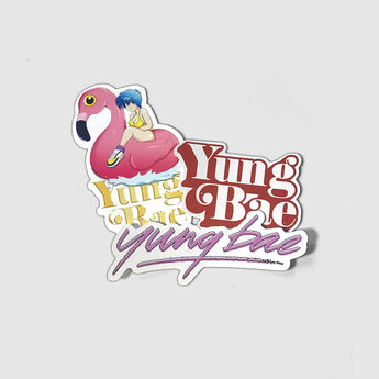 YUNG BAE STICKER PACK