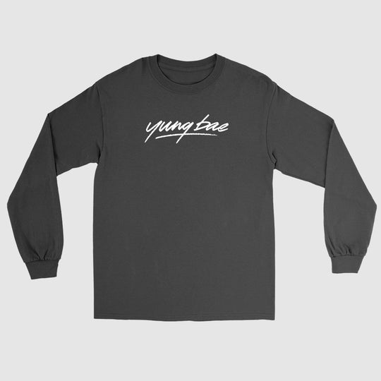 YUNG BAE SKI PASS LONG SLEEVE T-SHIRT