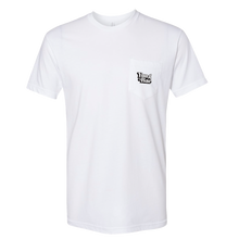 Load image into Gallery viewer, LOGO POCKET TEE
