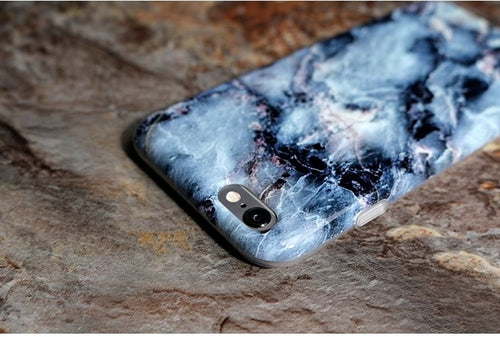 Faux Marble iPhone Case - firstcellphoneadvantage.com