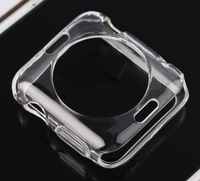 In Stock! Soft Thin TPU Protective Case Cover For Apple Watch For iWatch 42mm Screen Guard Newest - firstcellphoneadvantage.com