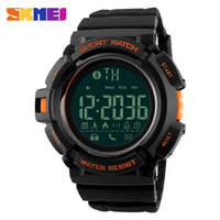 Smart Watch SKMEI Men's Watch Pedometer Calories Chronograph Waterproof Digital Men Women Fashion Outdoor Sport Watch Smartwatch - firstcellphoneadvantage.com