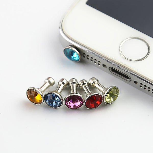 Diamond Universal Dust Plug - firstcellphoneadvantage.com